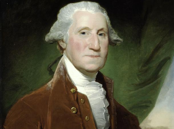 George Washington (Wikimedia)