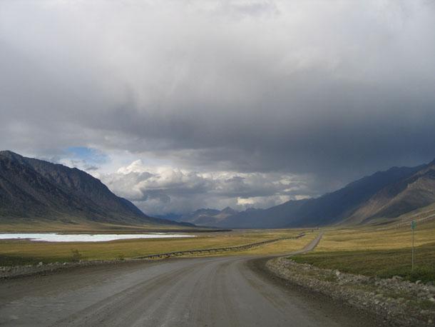James Dalton Highway Alaska (Wikimedia)
