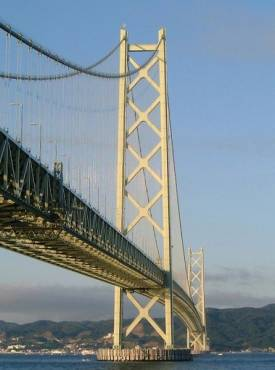 akashi bridge tower