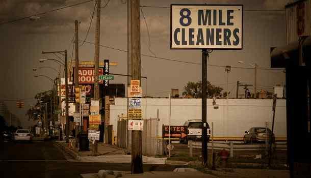 Detroit's 8 Mile
