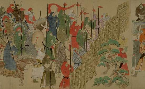 Mongol Invasion 13th Century