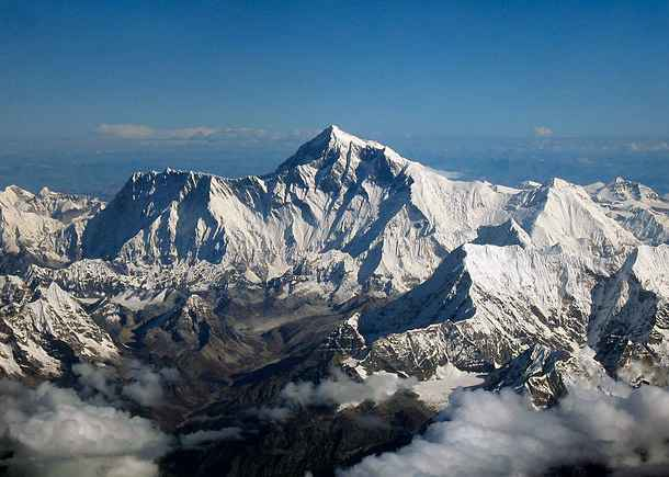 Mt Everest Facts