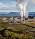 Nesjavellir Power Plant in Iceland