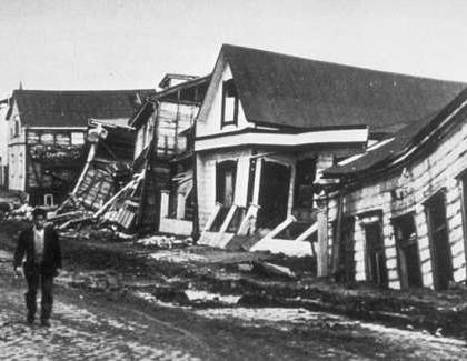 valdivia earthquake 1960